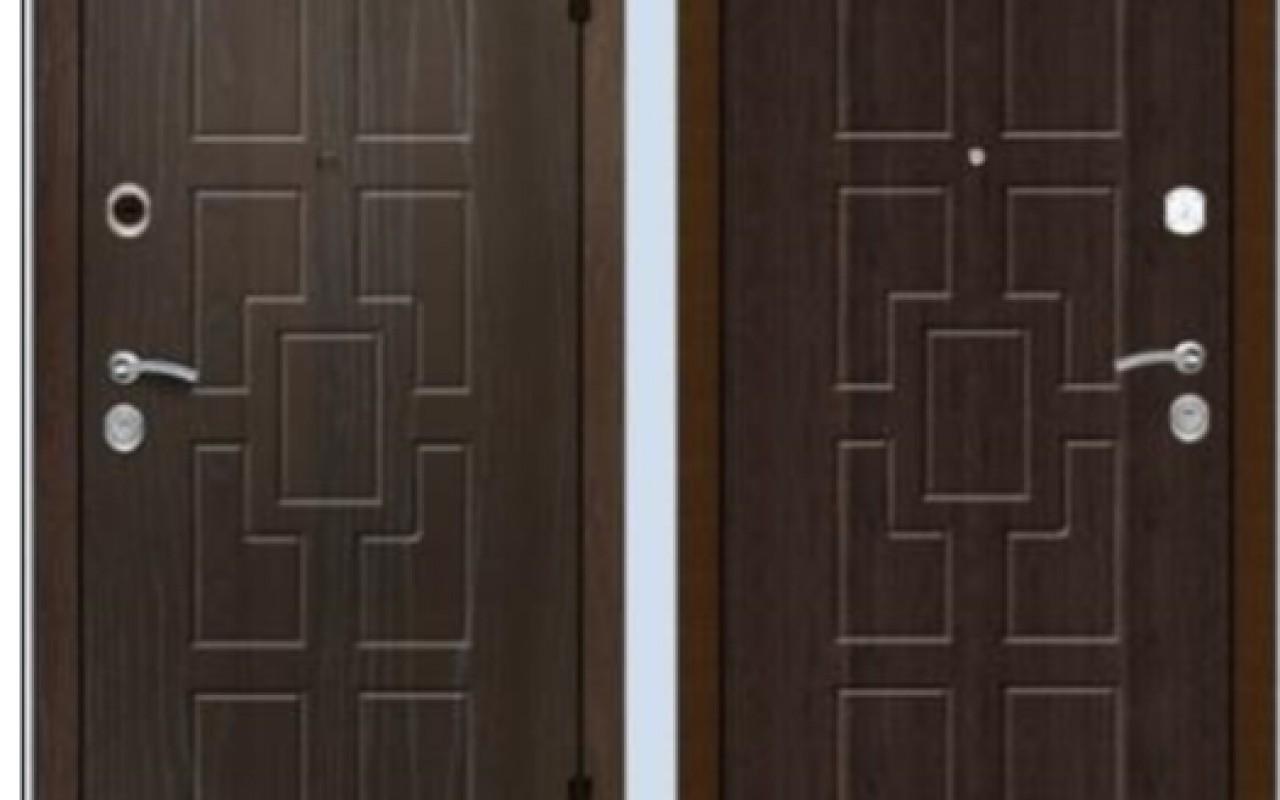 железные двери пражская